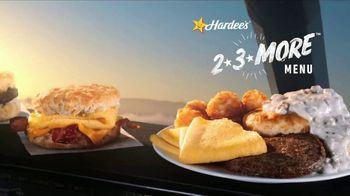 Hardee's 2 3 More Menu TV Spot, 'Autopilot' - Thumbnail 2