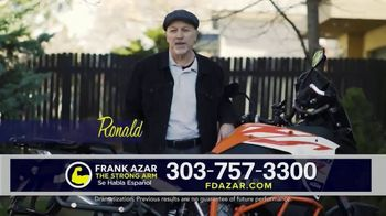 Franklin D. Azar & Associates, P.C. TV Spot, 'Ronald'