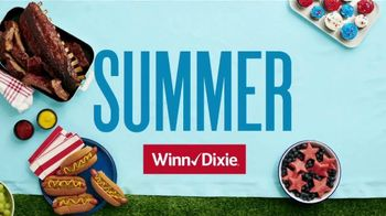 Winn-Dixie TV Spot, 'Ultimate Summer: Bone-In Pork Shoulder, Baked Beans and Gatorade' - Thumbnail 2
