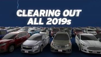 AutoNation 72 Hour Flash Clearance TV Spot, '2019 Coast to Coast' - Thumbnail 2