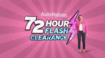 AutoNation 72 Hour Flash Clearance TV Spot, '2019 Coast to Coast'