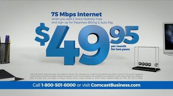 Comcast Business TV Spot, 'Time is Money' - Thumbnail 6