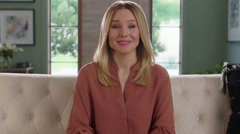 La-Z-Boy Labor Day Sale TV Spot, 'Keep It Real: 30 Percent Off Everything' Featuring Kristen Bell - Thumbnail 1