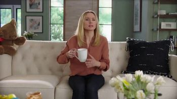 La-Z-Boy Labor Day Sale TV Spot, 'Keep It Real: 30 Percent Off Everything' Featuring Kristen Bell - 63 commercial airings