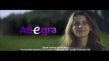 Allegra Allergy TV Spot, 'Yes' - Thumbnail 5