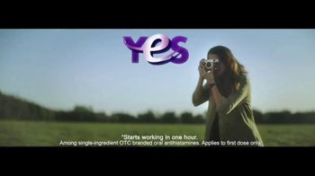 Allegra Allergy TV Spot, 'Yes' - Thumbnail 6