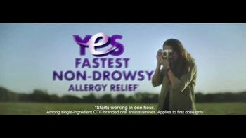Allegra Allergy TV Spot, 'Yes' - Thumbnail 7