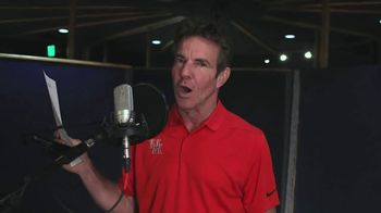 University of Houston TV Spot, 'Game Day, Any Day' Featuring Dennis Quaid - 39 commercial airings