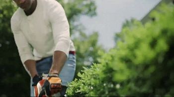 STIHL TV Spot, 'Real Stihl: Backpack Blower' - 74 commercial airings