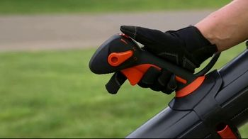 STIHL TV Spot, 'Real Stihl: Backpack Blower'