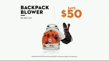STIHL TV Spot, 'Real Stihl: Backpack Blower' - Thumbnail 7