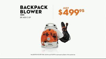 STIHL TV Spot, 'Real Stihl: Backpack Blower' - Thumbnail 8