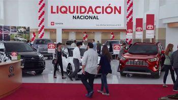 Toyota Liquidación Nacional TV Spot, 'No te lo pierdas' [Spanish] [T2] - Thumbnail 6