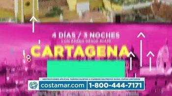 Costamar Travel TV Spot, 'San Andrés, Guatemala y Perú' [Spanish]