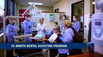 Charter College TV Spot, 'Working Alongside a Dentist' - Thumbnail 6