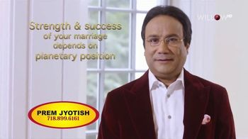 Prem Jyotish TV Spot, 'Planetary Position'