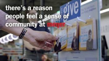 Meijer TV Spot, 'Sense of Community' - Thumbnail 1