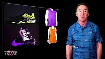 Tennis Express TV Spot, 'Update Your Wardrobe' - Thumbnail 5