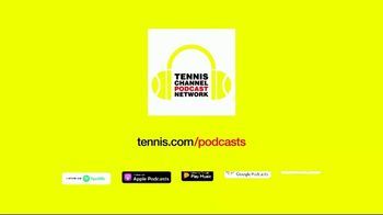 Tennis Channel Podcast Channel TV Spot, 'All In One Place' - Thumbnail 9