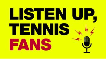 Tennis Channel Podcast Channel TV Spot, 'All In One Place' - Thumbnail 2