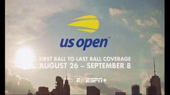 ESPN+ TV Spot, '2019 US Open Coverage' - Thumbnail 10