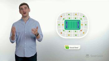 SeatGeek TV Spot, 'Jack's Guarantee: Football Tickets: $20 Off' - Thumbnail 4