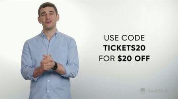 SeatGeek TV Spot, 'Jack's Guarantee: Football Tickets: $20 Off' - Thumbnail 5