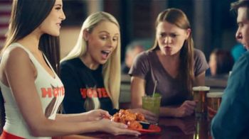 Hooters TV Spot, '2019 Confessions Trio' - Thumbnail 5