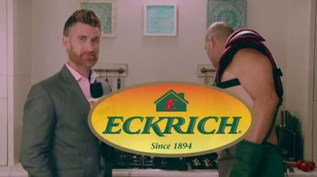 Eckrich Smoked Sausage TV Spot, 'Extra Crispy' Featuring Kirk Herbstreit - Thumbnail 9