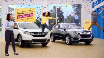 Honda Summer Spectacular Event TV Spot, 'Experience the Joy' [T2] - Thumbnail 4