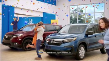 Honda Summer Spectacular Event TV Spot, 'Experience the Joy' [T2] - Thumbnail 6