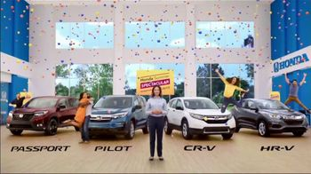 Honda Summer Spectacular Event TV Spot, 'Experience the Joy' [T2] - Thumbnail 7