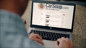 CarSoup.com TV Spot, 'Mind-Blowing'