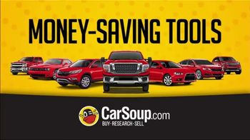 CarSoup.com TV Spot, 'Hair-Raising' - Thumbnail 8