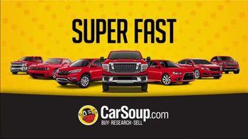 CarSoup.com TV Spot, 'Hair-Raising' - Thumbnail 9