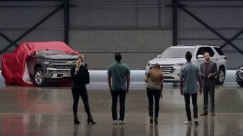 Chevrolet Labor Day Sales Event TV Spot, 'Excited' [T2] - 406 commercial airings