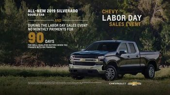 Chevrolet Labor Day Sales Event TV Spot, 'Excited' [T2] - Thumbnail 8