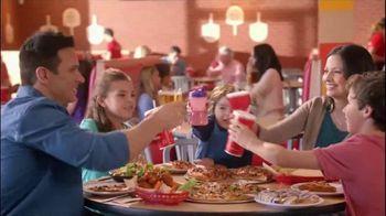 Peter Piper Pizza Way Bigger for a Buck Deal TV Spot, 'Big Deal'