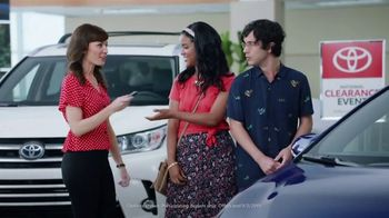 Toyota National Clearance Event TV Spot, 'Clap' Song by Fitz and the Tantrums [T2] - Thumbnail 2