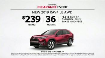 Toyota National Clearance Event TV Spot, 'Clap' Song by Fitz and the Tantrums [T2] - Thumbnail 6