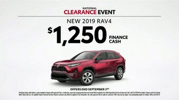 Toyota National Clearance Event TV Spot, 'Clap' Song by Fitz and the Tantrums [T2] - Thumbnail 7