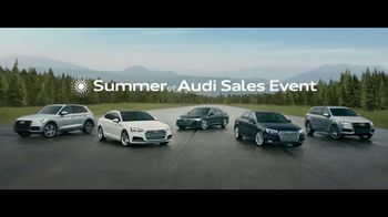 Summer of Audi Sales Event TV Spot, 'The Wheel' [T2] - Thumbnail 6