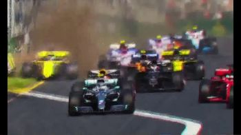 Formula One TV Spot, '2019 Johnnie Walker Belgian Grand Prix' Song by The Chemical Brothers