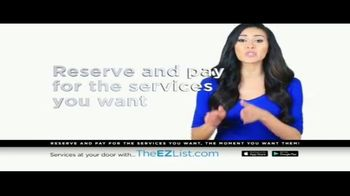 The EZ List TV Spot, 'Acces to All the Services You Use' - Thumbnail 8