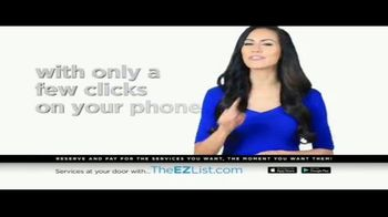 The EZ List TV Spot, 'Acces to All the Services You Use' - Thumbnail 2