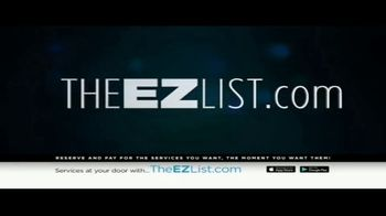 The EZ List TV Spot, 'Acces to All the Services You Use' - Thumbnail 5