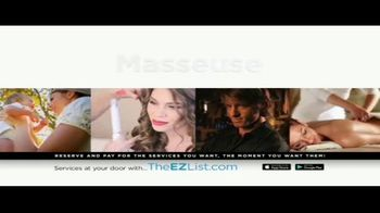 The EZ List TV Spot, 'Acces to All the Services You Use' - Thumbnail 6