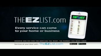 The EZ List TV Spot, 'Acces to All the Services You Use' - Thumbnail 7