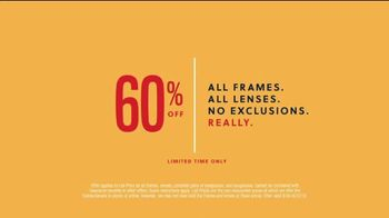 Visionworks TV Spot, 'A New Low: No Exclusions' - Thumbnail 7