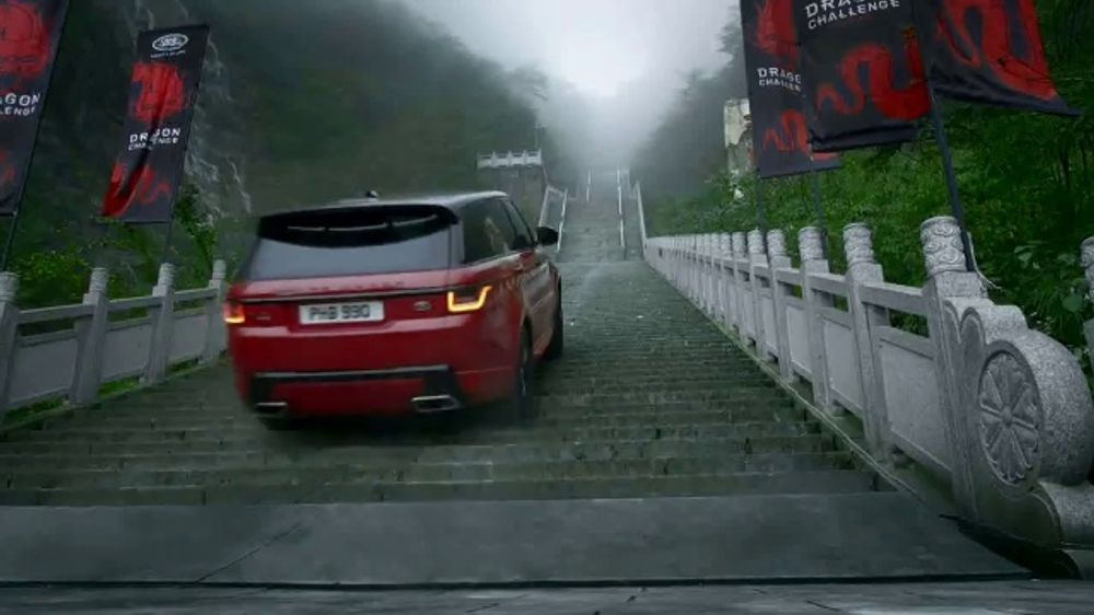 2019 Range Rover TV Commercial, 'The Dragon Challenge' [T2] - Video